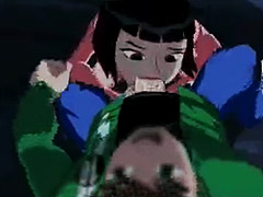 Julie Yamamoto from Ben 10 gets screwed hard
