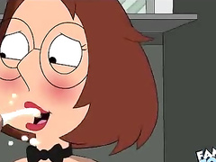 Handjobs and blowjobs from Meg Griffin