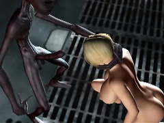 Aliens final by Crazy XXX 3D Wolrd
