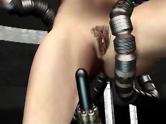 Robots by Crazy XXX 3D Wolrd