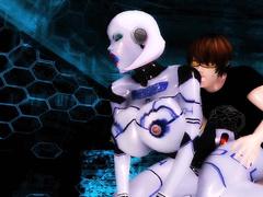 Virtual robo pussy part 5