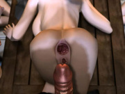 Final Fantasy - Kasumi blowjob and anal