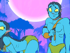 Avatar - Hot Na'vi Sex