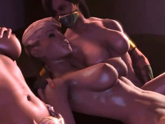 Mortal kombat xxx compilation part 2