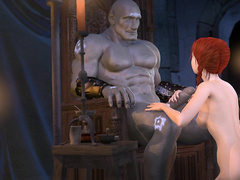 Stone sorceress - The right boobs for the job Episode 2 part 1