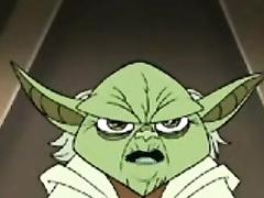 Padme Amidala from Star Wars loves all-hole shagging