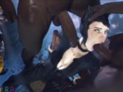 Black Cock Sluts SFM
