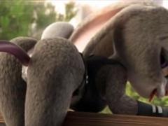 Judy Hopps Tentacle fucked