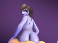 Overwatch Character Spotlight 04 - Widowmaker