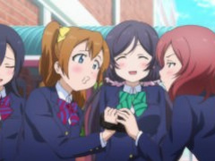 Love Live! School Idol Project (Sub) Episode 06