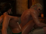 Sex with Mschuey #5 in The Witcher 3: Wild Hunt