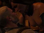 Sex with Zuzya #5 in The Witcher 3: Wild Hunt
