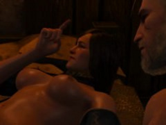Sex with Zuzya #3 in The Witcher 3: Wild Hunt