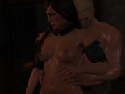 Sex with Zuzya #1 in The Witcher 3: Wild Hunt