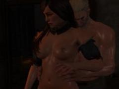 Sex with Zuzya #1 in The Witcher 3: Wild Hunt