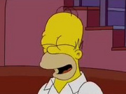 Homer Simpson cums for 10 minutes Straight!