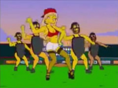 The Simpons Sexy Moment
