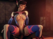 Overwatch d.va sex