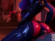 Widowmaker Hotdogging