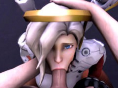 Overwatch SFM: The Very Best Of Mercy