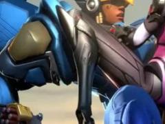 Overwatch SFM: Play of the game! (HMV)