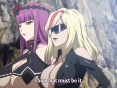 Valkyrie Drive, Mermaid [Uncensored] Episode 08