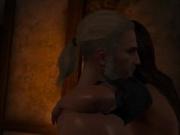 Sex with Zuzya #2 in The Witcher 3: Wild Hunt