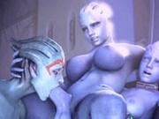 Miranda's Crew of Super-Horny Futa Sluts