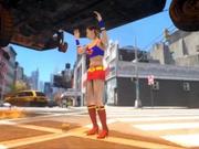 Supergirl vs Ironman