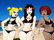scooby doos the hex girls