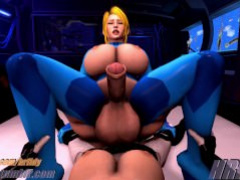 Samus' Wild Ride