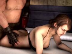 Metal Gear Sex