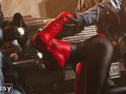 Harley Quinn gangbang