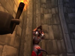 Sluty Draenei Dances For You