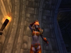Draenei Takes On Sluty Mog And Dances For You