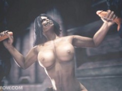 Studio Fow Mortal Kombat Mileena porn