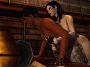 Vampire Love 2.0 Futa x male