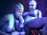 Every Asari is FUTANARI - HMV SFM