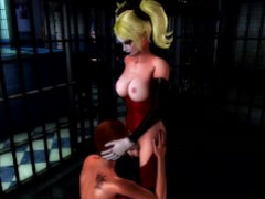 3D Femdom Hardcore Pounding with special guest