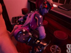 Overwatch widowmaker twerk porn