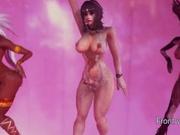 [Oblivion Dance] Futanari