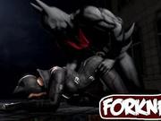 Gforn:Catwoman - Part 1