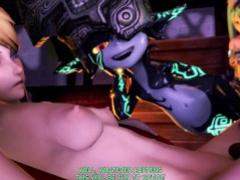 She-Link & Ganon