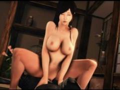 Kokoro & Tina Armstrong 3D sex compilation (DOA)