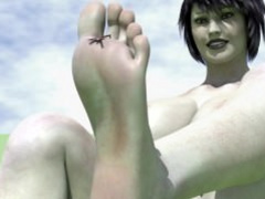 Dreamland-Animation Part3 (Giantess Feet-Play)