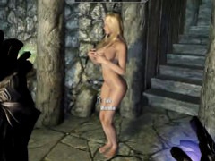 Skyrim Sex Play #1