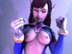 Overwatch D.va Pmv Gee - GirlsGeneration