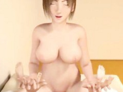 Hentai Schoolgirl Pleases Her Master