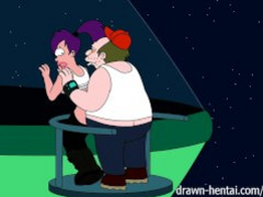 Futurama Porn - Leela and Sal