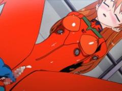 Asuka Shinji Langley Plugsuit